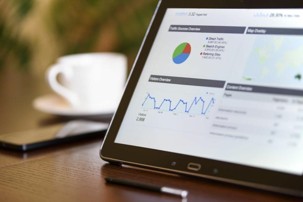 Geld mit der eigenen Website verdienen mit weniger als 1000 Aufrufen